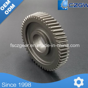 China Supplier OEM Small Stainless Steel Gear for Paper Shredder pictures & photos