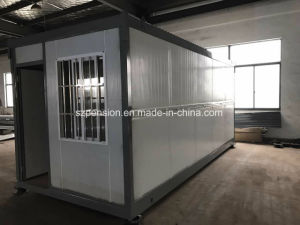 Comfortable Prefabricated/Prefab Folding Mobile House pictures & photos