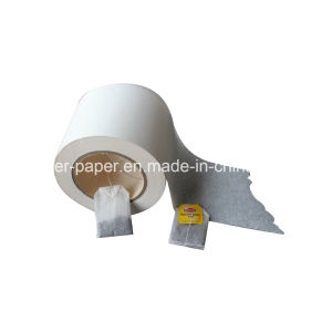 114mm Width Non Heat Seal Tea Bag Filter Paper for Automatic Tea Bag Packing Machine pictures & photos