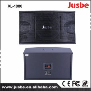 "10"" Inch 120W PRO Sound Black Karaoke Singing Speaker Loudspeaker pictures & photos"