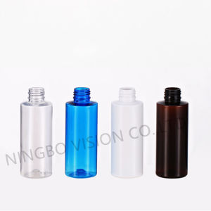4oz Cylinder Bottle with 24-410 Closure pictures & photos
