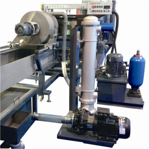PP PE PLA Film Plastic Pelletizing Line and Plastic Recycling Machine pictures & photos