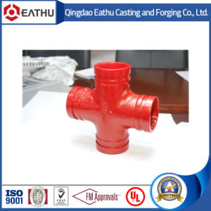 UL FM Ductile Iron Grooved Pipe Fittings pictures & photos