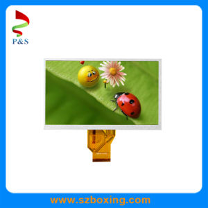 7inch TFT LCD Panel, 800X480, High Brightness 500CD/M2 pictures & photos