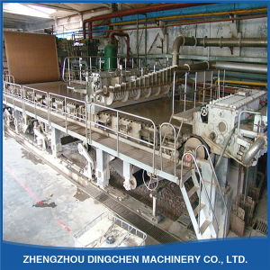3600mm Fourdrinier Craft Paper Making Machine with Advantage Price pictures & photos