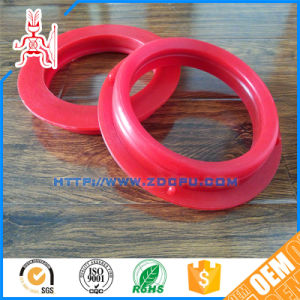 Custom Made Chemical Resistant Nylon Plastic Piston Ring pictures & photos