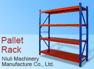 Niuli Light Steel Storage Display Rack pictures & photos