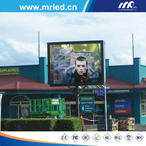 P12mm Resolution Portable LED Display / Outdoor Rental LED Display Screen pictures & photos