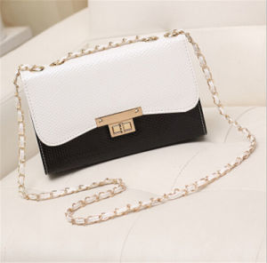 Stylish Bag Leisure Leather Handbag for Women (TFF0826) pictures & photos