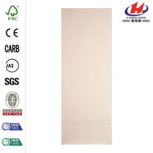30 in. X 80 in. Smooth Flush Hardboard Door Slab pictures & photos