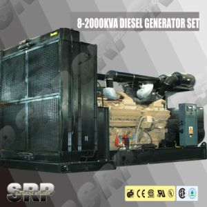 250kVA Electric Powered by Cummins Diesel Generator Generating Set (SDG250DC) pictures & photos