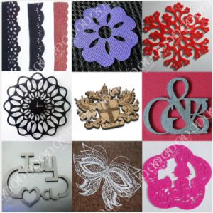 Professional Manufacturer CNC Fabric Laser Cutting Machine pictures & photos
