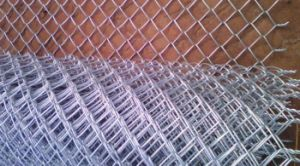 Wholesale Best China Paint Chain Link Fence Black pictures & photos