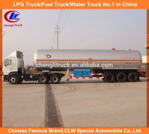 60cbm LPG Transport Trailer 59.52cbm LPG Semi Trailer pictures & photos