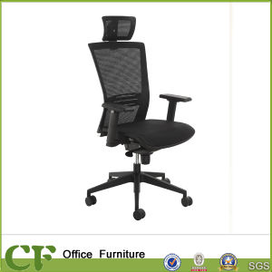 High Back Revolving Swivel Mesh Office Executive Chair for Manager pictures & photos