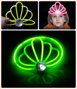 Glow Crown Glow Ornament Popular Crown Glow Toys (HGD5200-8) pictures & photos