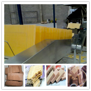 Automatic Wafer Machine with 45 Plates pictures & photos