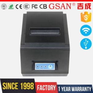 80mm WiFi Printer Kitchen Thermal Printer pictures & photos