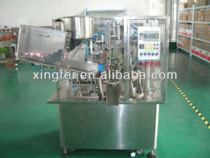 Shoe Cream Filling Machine (XF-GF) pictures & photos