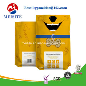 Customized Doypack Plastic Bag for Packing Dog Food / Pet Food pictures & photos