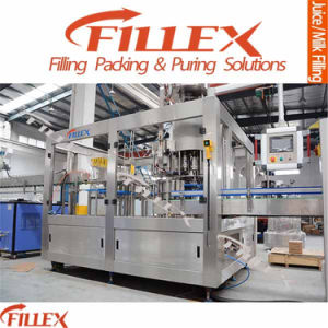 Pulp Filling Juice Filling Capping 4 in 1 Machine pictures & photos