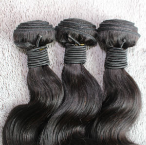 8A Remy Human Hair Body Wave Brazilian Hair Weaves pictures & photos