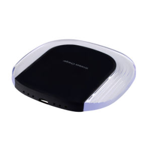 Private Product Wireless Charger for Samsung S7 S7edge pictures & photos