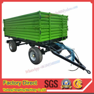 Agricultural Tractor Trailed Farm Dumping Trailer pictures & photos