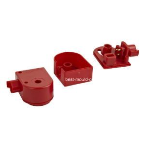 Experienced High-Quality Precision Plastic Injection Mould for Electric Part (WBM-201265)