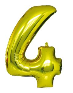 Party Giant Foil Balloons Numbers and Letters