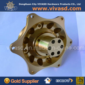Precision CNC Turning Milling Drilling Machined Part pictures & photos