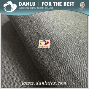 600d Plaid Oxford Fabric with PVC or PU Coated Fabric pictures & photos