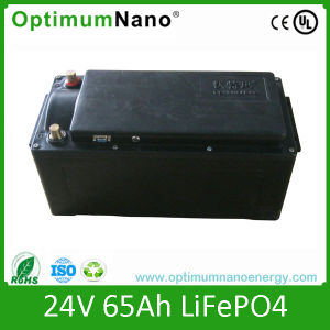 Lithium Ion Battery 24V 65ah for Engine Starting Battery pictures & photos