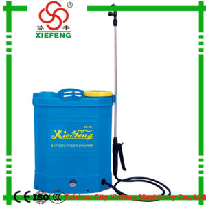Xiefeng Electric Agriculture Farm Power Sprayer Hand Tool pictures & photos