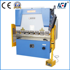 Wc67y-40X1500 Hydraulic Bending Machine