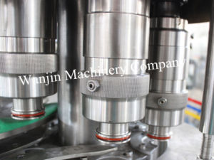 Full Automatic Carbonated Soft Drinks Bottling Machinery pictures & photos