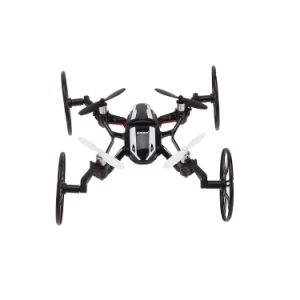 5228411-2.4G 4CH 6-Axis Gyro R/C Quadcopter 4 in 1 Air-Ground Amphibious RTF UFO with HD Camera Speed Switch Mode Ground Mode Fl pictures & photos