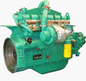 Googol Diesel Genset Use 361kw 60Hz Electric Engine pictures & photos