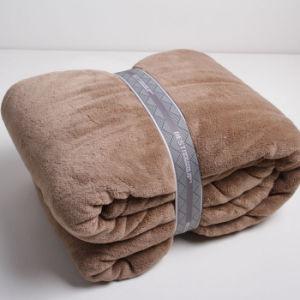 High Quality Super Soft Printed Polar Fleece Throw /Cartoon Printed Fleece Blanket pictures & photos
