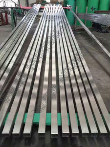 Welded Rectangular Stainless Steel Tube pictures & photos