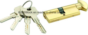 High Security Double Pins Groove Key Cylinder (C3370-161BP -261BP) pictures & photos