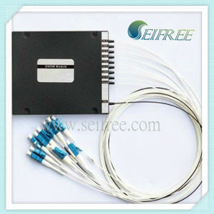 8channel Single Mode Fiber Optic CWDM (for Line Monitoring) pictures & photos