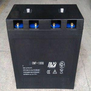 2 Voltage 1000ah Solar Gel Battery pictures & photos