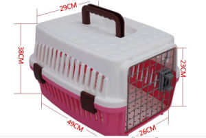 Conditioned Pet Cat Dog Carrier pictures & photos