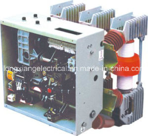 Zn12-12 Indoor High-Voltage Vacuum Circuit Breaker with ISO9001-2000 pictures & photos