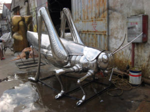 Insects, Outdoor Garden, Pool Decoration Decorative Stainless Steel Sculpture pictures & photos