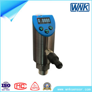 IP68 Submersible 4-20mA Liquid Level Sensor, Electronic Level Switch with on/off Controlling pictures & photos