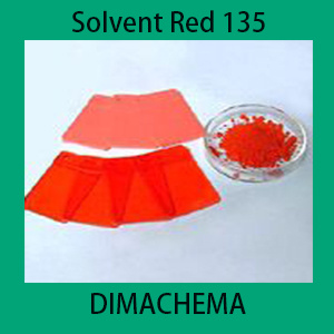High Purity Solvent Dye Red 135 pictures & photos