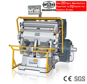 Creasing and Die Cutting Machine (ML-203) pictures & photos