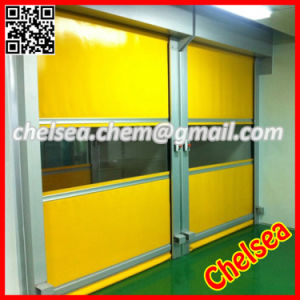 Fabric High Speed Industrial Fast Rolling Speed Shutter Door (ST-001) pictures & photos